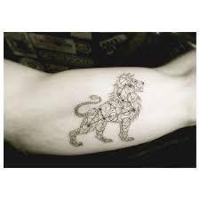 Bildergebnis für Leo Constellation Tattoo,  #Bildergebnis #Constellation #ConstellationTattoo…