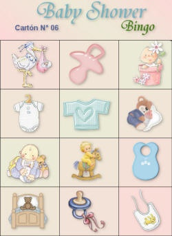 loteria baby shower 6
