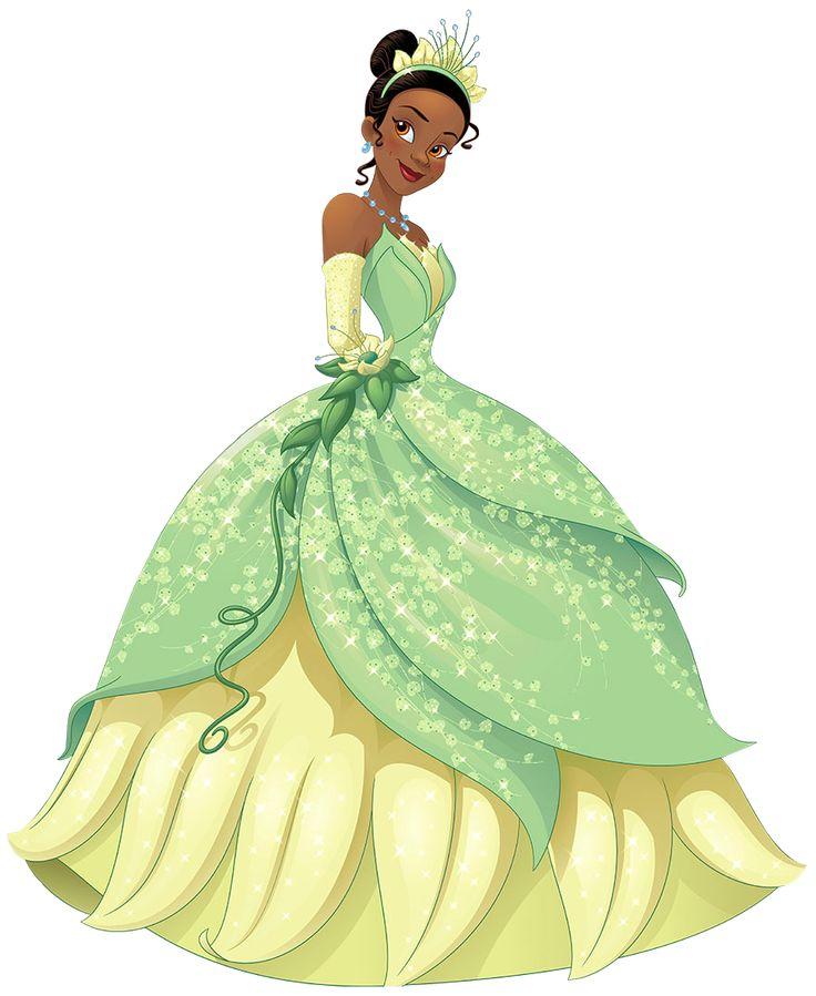 Princess Tiana Art: Princess Tiana