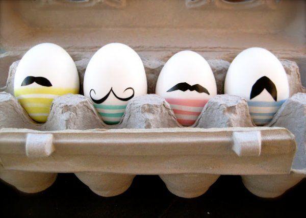 Easter Egg DIY Ideas
