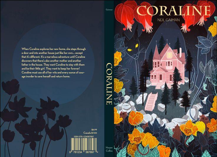 17 best ideas about Coraline Book on Pinterest | Coraline ...