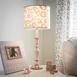 Pink and Taupe Leopard Nursery Décor | Carousel Designs