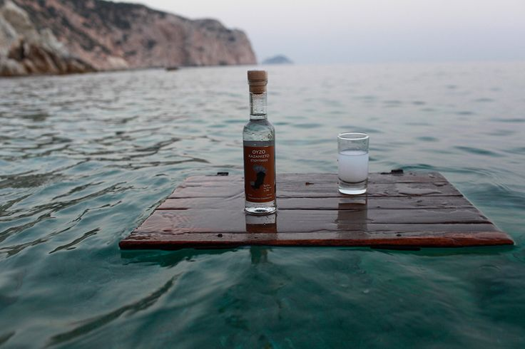 Top flavour triple-distilled  Ouzo Kazanisto - Stoupakis Distillery from ‪Chios Island Greece‬ http://agoragreekdelicacies.co.uk/online-shop/4570272291/Liquors-Spirits