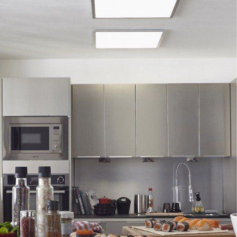1000 id es sur le th me panneau led sur pinterest caisson lumineux plafond lumineux et. Black Bedroom Furniture Sets. Home Design Ideas