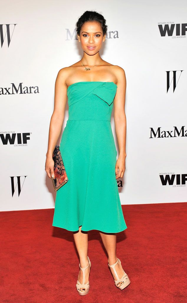 Sweet Simplicity from Gugu Mbatha-Raw's Best Looks | E! Online