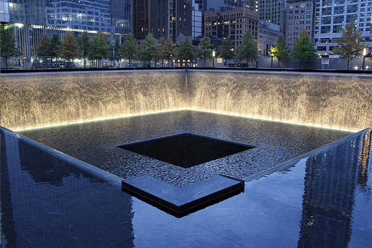 Visit the National 9/11 Memorial