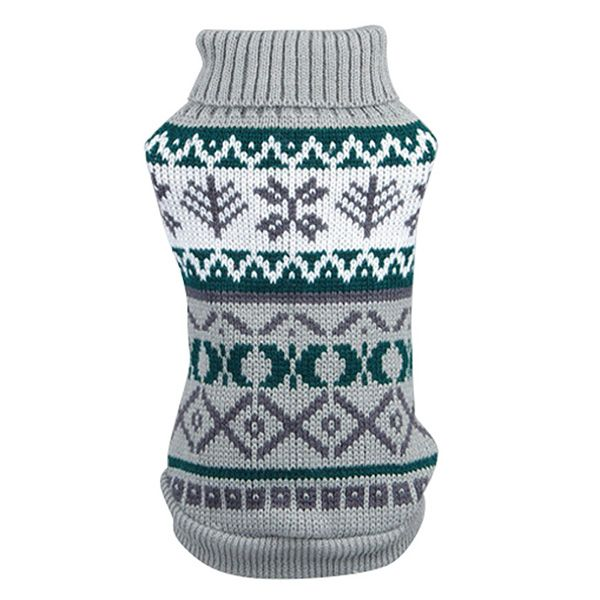 NEW-Dog-Clothes-Christmas-Pet-Winter-Knit-Sweater-Puppy-Cat-Coat-Apparel-Costume