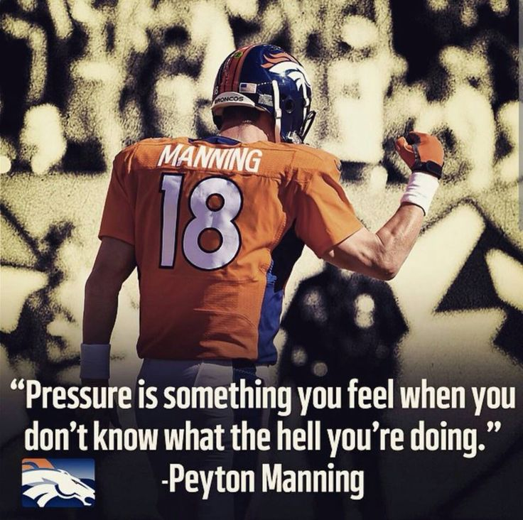 Famous Peyton Manning Quotes: 61 Best Images About For The Love Of The Game On Pinterest