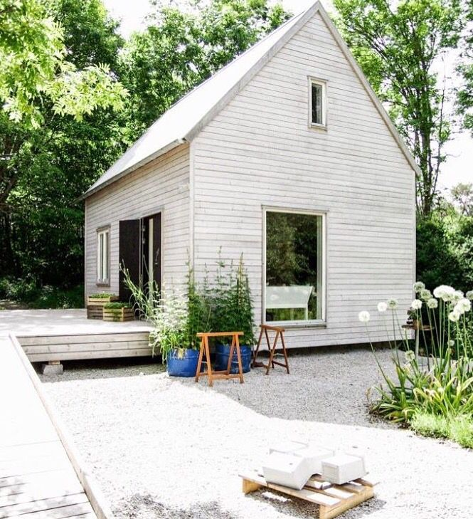 Garage Guest House Bungalow Ideas Weekend House