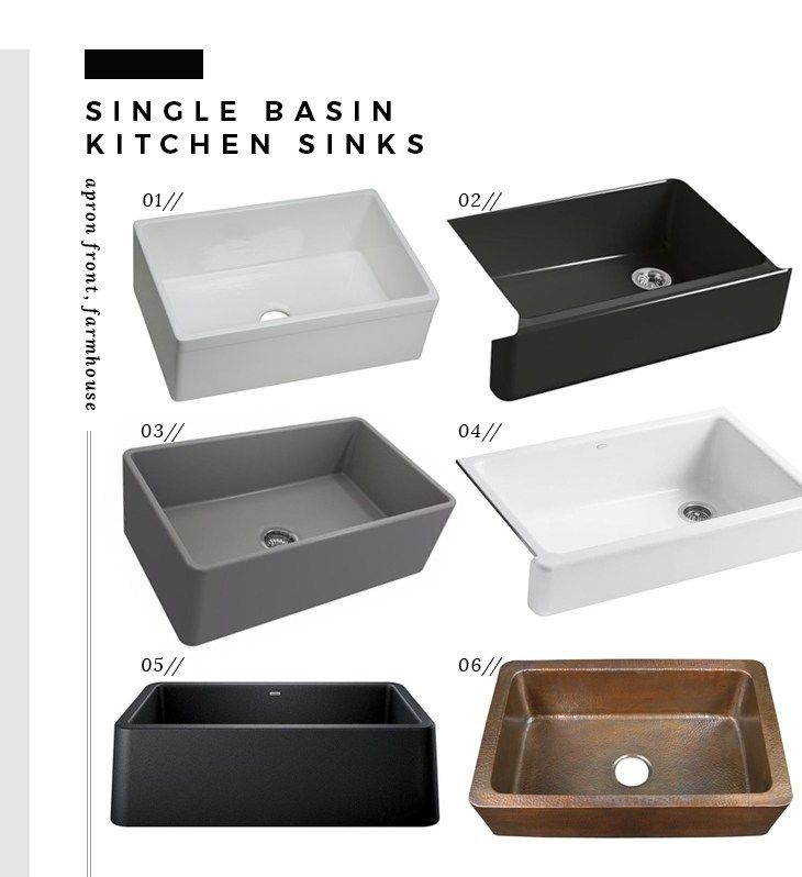 How To Choose A Kitchen Sink Room For Tuesday Sink Single Basin Kitchen Sink Farmhouse Sink Kitchen