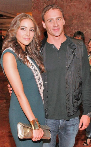 Ryan Lochte's Girlfriend:  Miss USA Olivia Culpo Wants to Keep Relationship On Down Low?