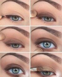 Casual make-up