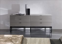 Minotti Ipad - HARVEY - BOOKCASES – SIDEBOARDS EN