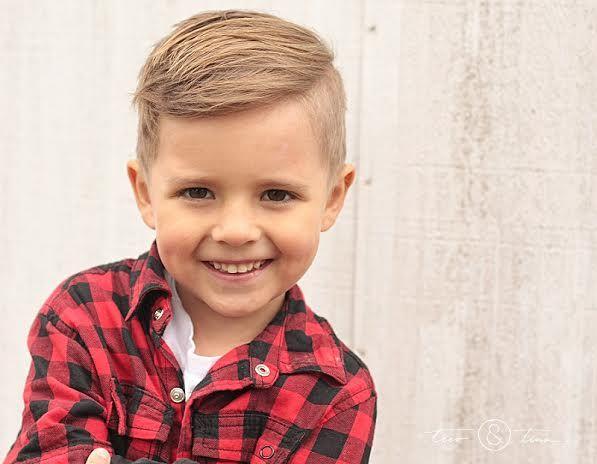 13 Stinking Cute Boys Hairstyles