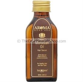 AROMA Moroccan Oil Hair Serum