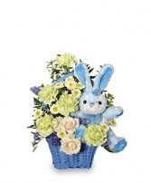 CONGRATULATIONS SON New Baby Flowers