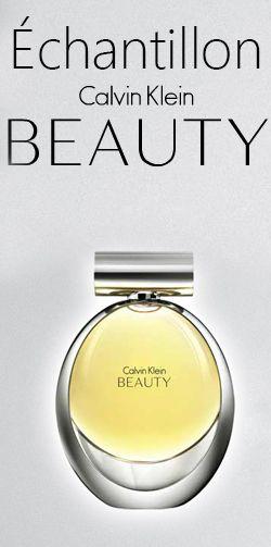 Échantillon de parfum Calvin Klein.  http://rienquedugratuit.ca/produits-de-beaute/parfum-calvin-klein/