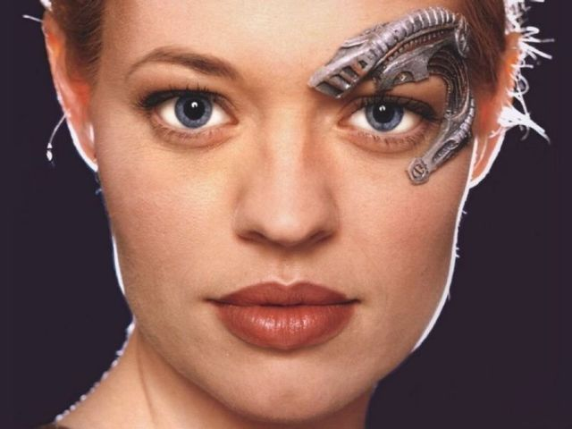 Quiz: Which Female Character From Star Trek Voyager Are You? | Seven of Nine