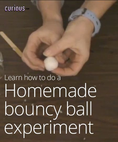 Chemistry can be tons of fun! Prove it to your 4th or 5th grade students with this exciting and hands-on polymer bouncy ball science experiment.
