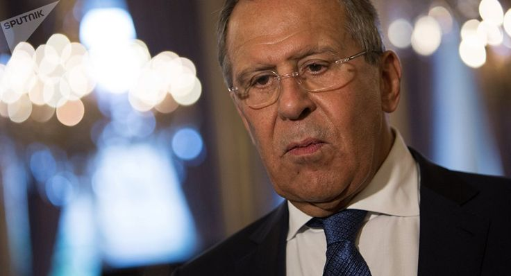 """Sputnik News - Russian Foreign Minister Sergey Lavrov stressed in phone talks with US Secretary of State Rex Tillerson on Wednesday that Moscow considered further strengthening of sanctions pressure on North Korea """"counterproductive and dangerous,"""" according to the Russian Foreign Ministry."""