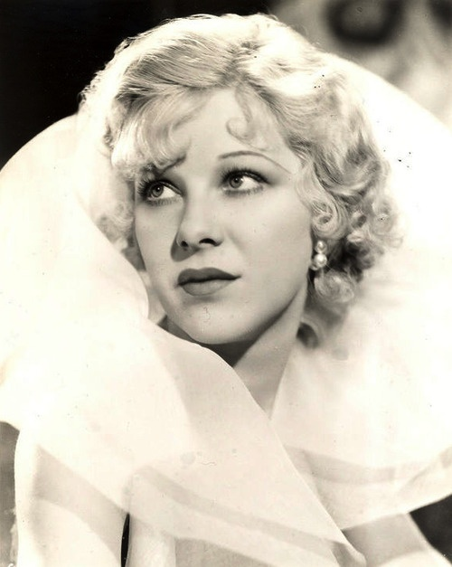 Glenda Farrell 1930s