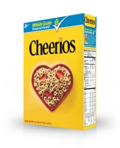 Save $1 on Your Favourite Cheerios