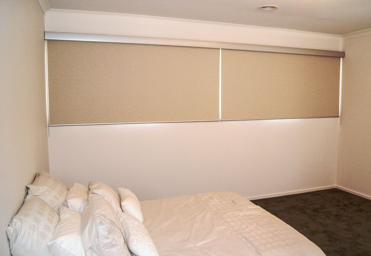 Image result for light brown roller blinds images