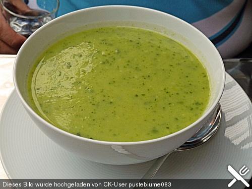 Chefkoch.de Rezept: Zucchini - Creme - Suppe