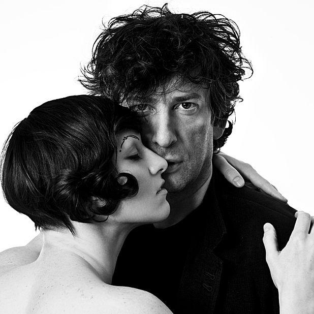 Amanda Palmer and Neil Gaiman http://files.list.co.uk/images/2012/08/05/AmandaPalmer_big.jpg