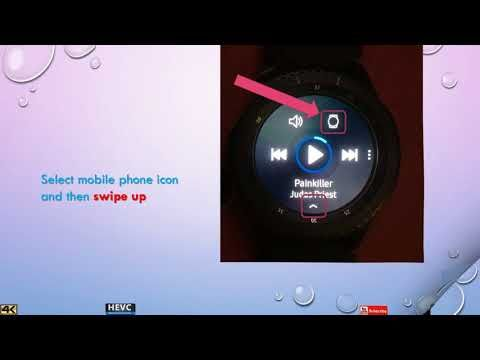SAMSUNG GEAR S3   How to transfer music files to the Gear