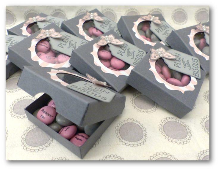 Coul'Heure Papier: Petites Boîte pour Grandes Occasions [Tutoriel]