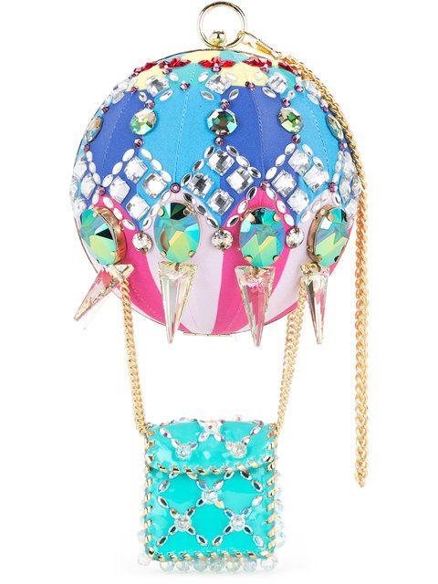 Manish Arora embellished clutch bag
