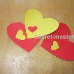 Как сделать поделки ко Дню Святого Валентина своими руками с фото схемами и видео инструкциями - страница 2