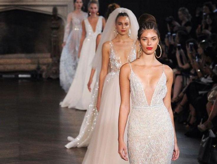 Bridal Fashion Week: Οι 9 μεγαλύτερες τάσεις του 2017-18
