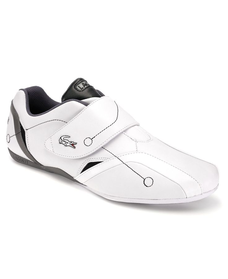 Lacoste shoes for men white