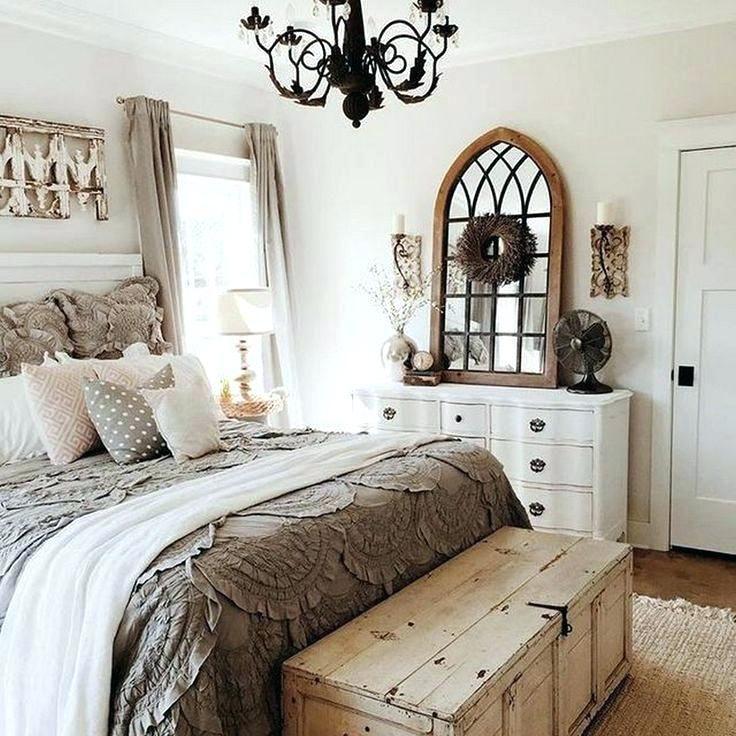 Pin By Melanie Matlock On Bedroom Farmhouse Style Master Bedroom