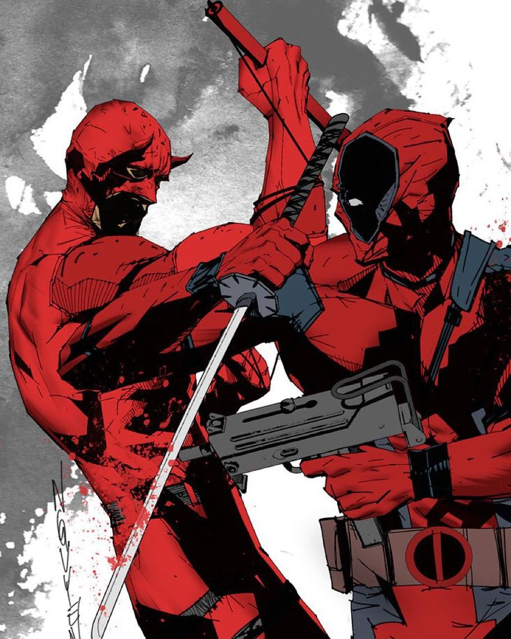 Deadpool vs Daredevil