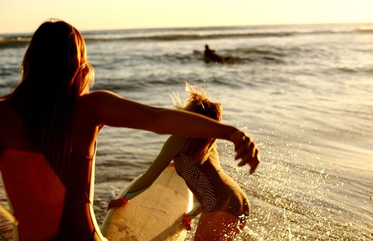 Girls, go surf. http://www.swell.com/Girls-BILLABONG-GIRLS/Womens-Swimwear?pg=100 @SWELL Style Style #billabong