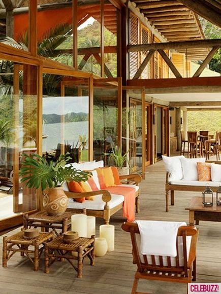 breaking dawn honeymoon house <3 so gorgeous