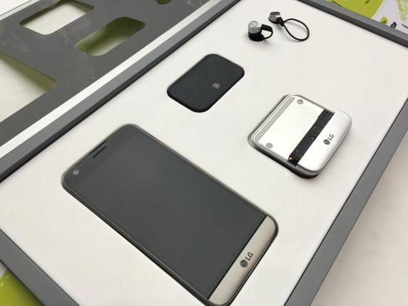 MWC 2016: LG G5 llega pisando fuerte con su nuevo diseño