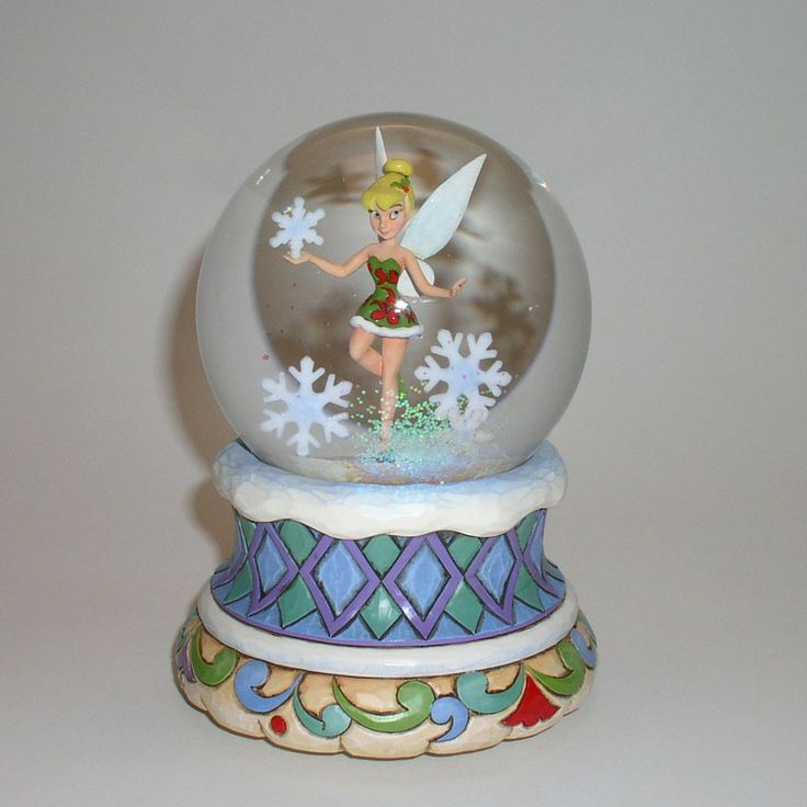tinkerbell christmas figurines - photo #17