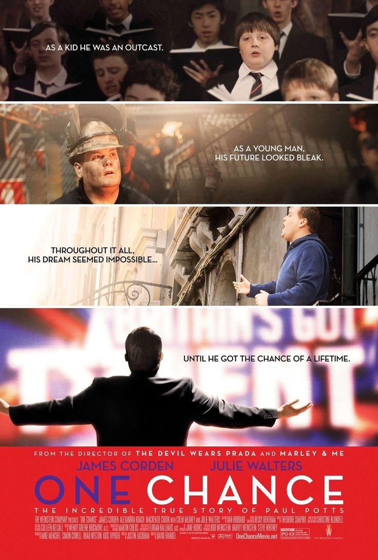 One Chance: The Incredible Story of British Tenor Paul Potts