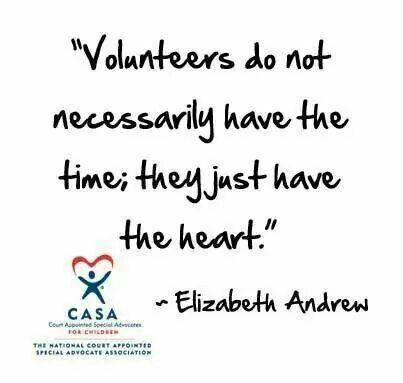 9 best GUARDIAN AD LITEM images on Pinterest Foster care - casa volunteer sample resume