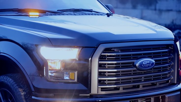 Ford, America's truck leader and the only automaker to offer an available factory-installed strobe warning LED light kit, is making strobe lights available to F-150 fleet customers for the first time. The strobe light kit is designed for use by utility, road construction and municipal crews that need enhanced vehicle visibility while working on-site to warn motorists and others that workers may be present and to proceed with caution.