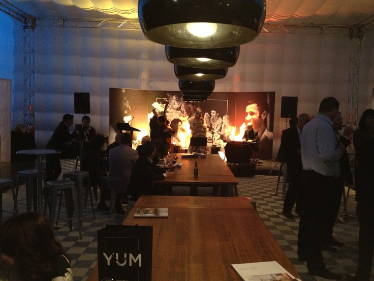 The Fisher & Paykel launch : Bennelong lawn - Sydney