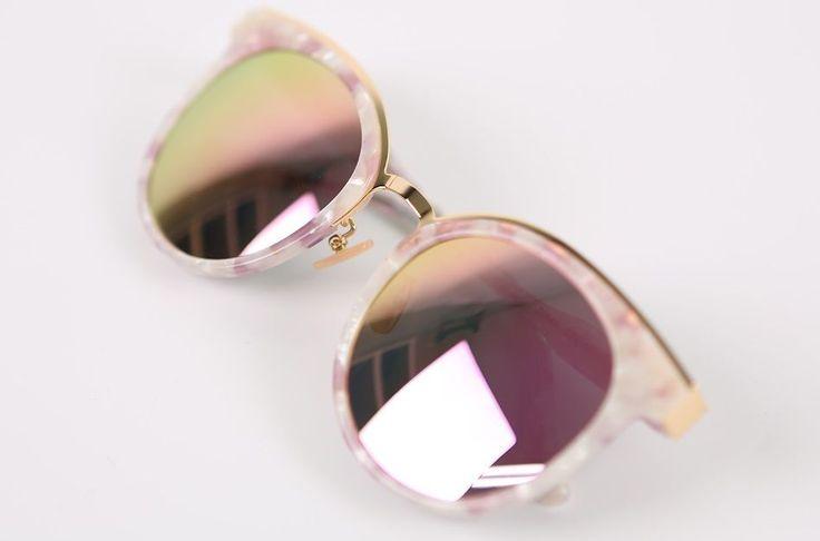 "Limelight Korean Eyewear Fashionable Wearable Sunglasses ""Diane C PL"" Pink | eBay"