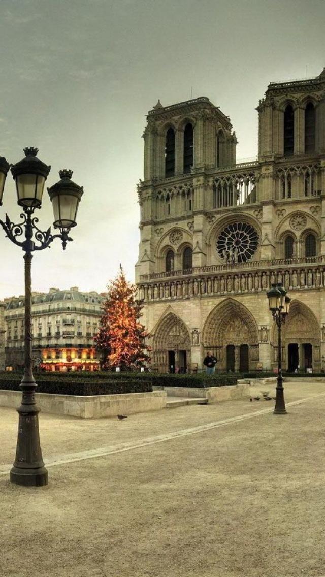 Cathedrale Notre Dame, Paris, France
