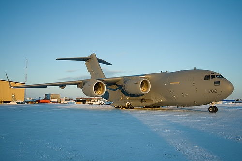 Canadian Armed Forces (RCAF) Globemaster