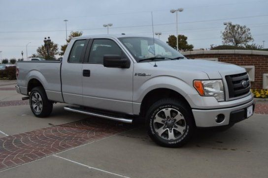 Cars for Sale: 2012 Ford F150 STX in North Richland Hills, TX 360 hp v8 44k miles ask 22