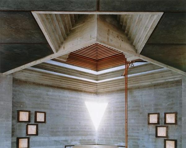 Brion chapel roof wall carlo scarpa ceilings pinterest carlo scarpa - Brion design ...